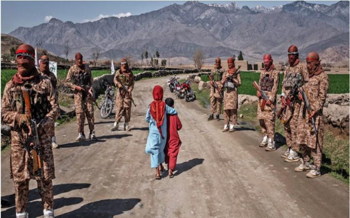 আফগানিস্তান যুদ্ধ বন্ধের ঘোষণা মার্কিন প্রেসিডেন্টের
