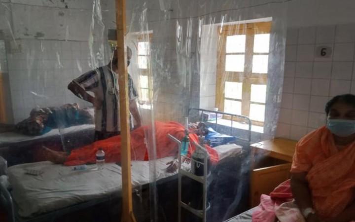 মির্জাপুরে কুমুদিনী হাসপাতালে করোনার চিকিৎসা পাচ্ছেন আক্রান্তরা