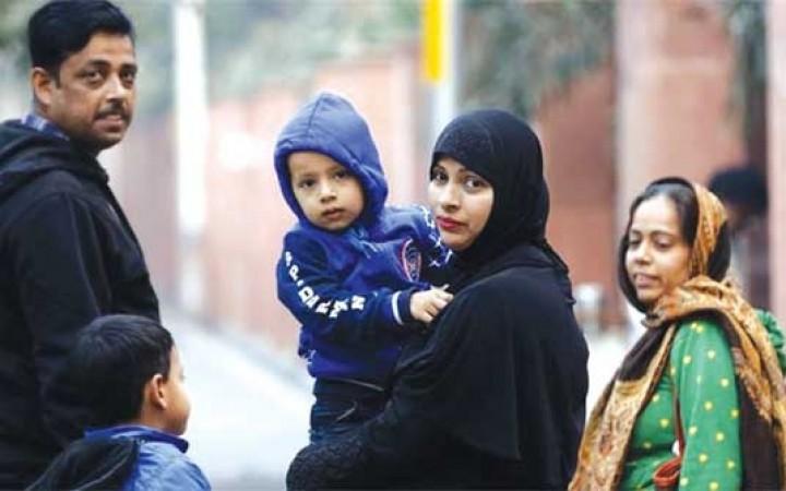 ভারতে মুসলিম নারীদের নিলামে বিক্রির জন্য অ্যাপ