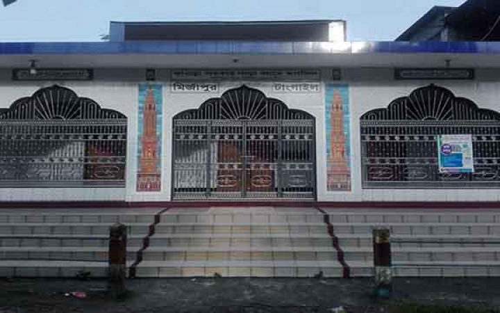 মির্জাপুরে মসজিদের টাকা আত্মসাতের পাল্টাপাল্টি অভিযোগ