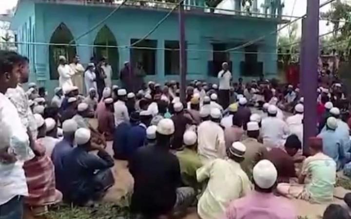 মধুপুরে কোরবানির মাংস আত্মসাৎ, মসজিদ কমিটি বাতিল