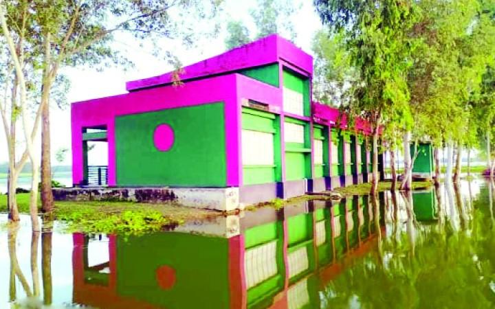 উন্নয়ন বঞ্চিত গোপালপুরে দুই গ্রাম পদ্মপুর লক্ষ্মীপুর